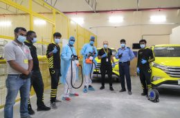 Noon.com Fujairah - Cleaning and Disinfection