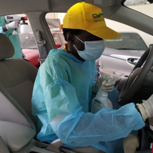 Udrive Cleaning