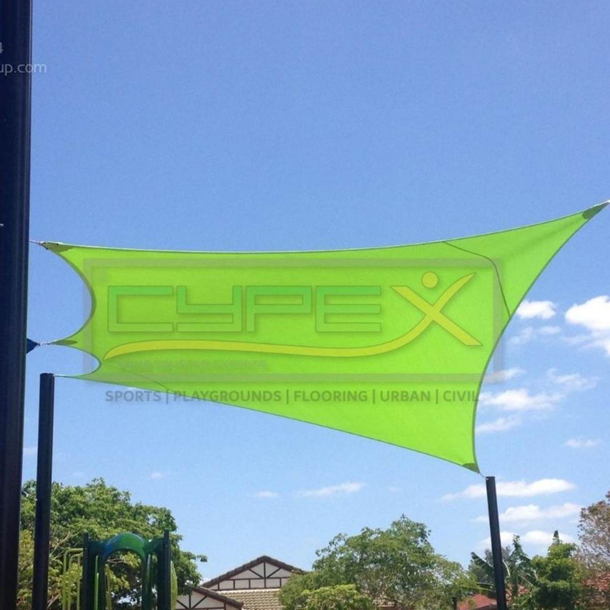 Cypex Group - Cleaning, Sports, Playgrounds, Flooring, Civil